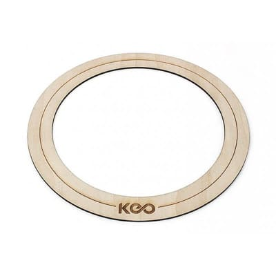 Keo Percussion Bass Wood O Ring Large