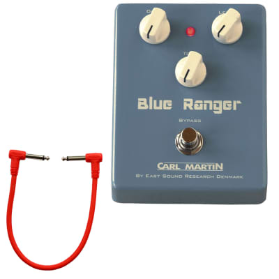 Carl Martin Blue Ranger- FREE PATCH CABLE - QUICK SHIPPING