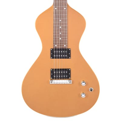 Asher Electro Hawaiian Junior Lap Steel Gold Top for sale
