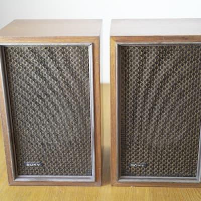 70s Sony SS-510 Speakers