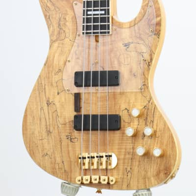 Bacchus 2001 Ltd Strong 4St Mod Spalted Maple 04/01