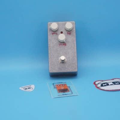 Custom Built Tone Pedal | Volume/Overdrive/Tone | Fast Shipping!