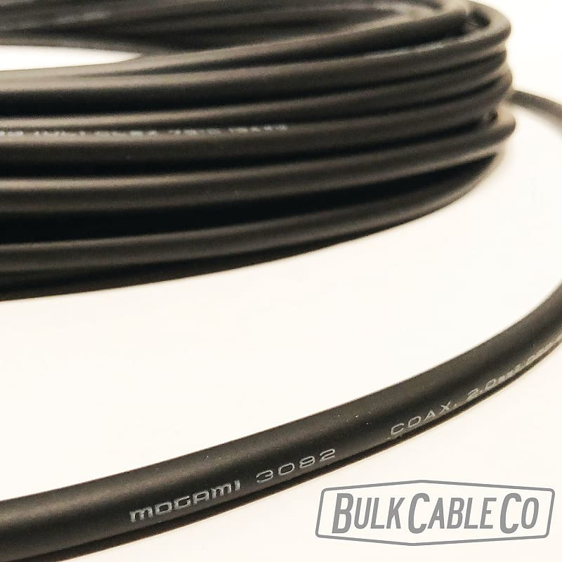 mogami 3082 speaker cable sold in 25 ft lengths bulk reverb. Black Bedroom Furniture Sets. Home Design Ideas