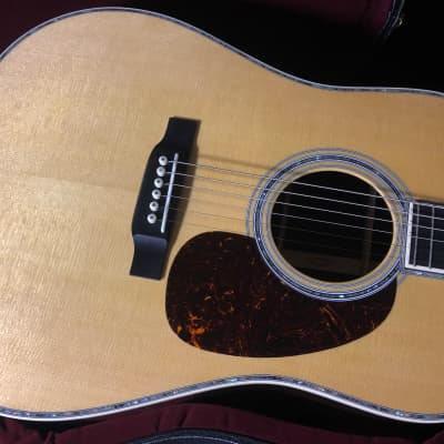 2020 Martin D45 Natural Finish Rosewood Back Abolone Inlays Reimagined Series Unplayed SAVE Big $!