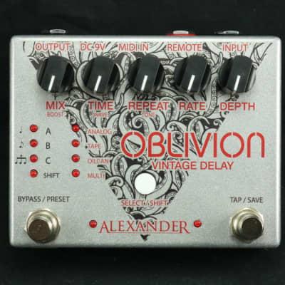 USED Alexander Effects Oblivion (555)