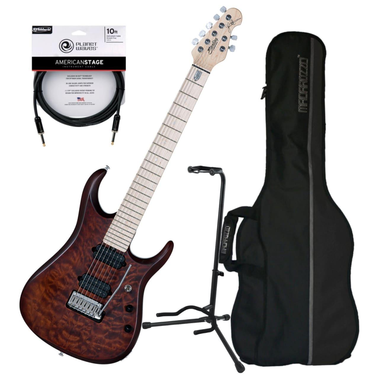 Sterling JP157 SHB 7-String John Petrucci Electric Guitar | Reverb
