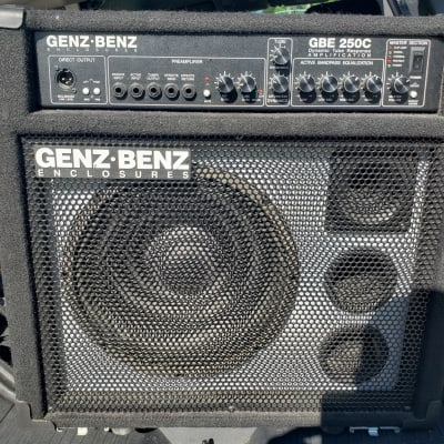 Genz Benz  Gbe 250c for sale