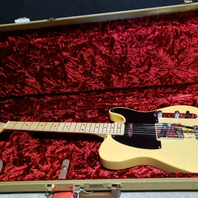 Fender USA Telecaster 1952 Reissue 2017 Butterscotch With Huge Upgrades