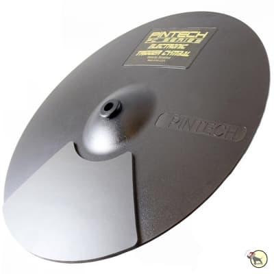 Pintech PC18 18 Inch Single Zone Trigger Crash Cymbal Aquarian Spring Cable Wrap