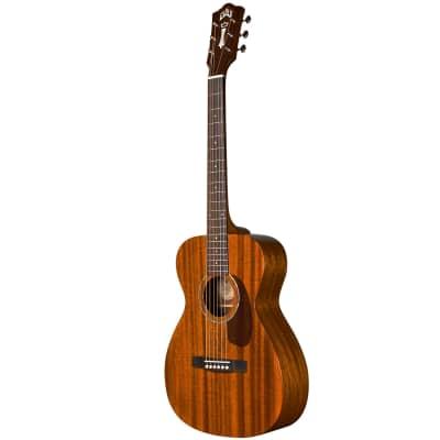 Guild OM-120 Acoustic-Electric Guitar - Natural for sale