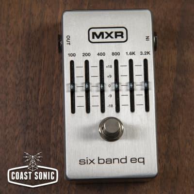 MXR Six Band EQ