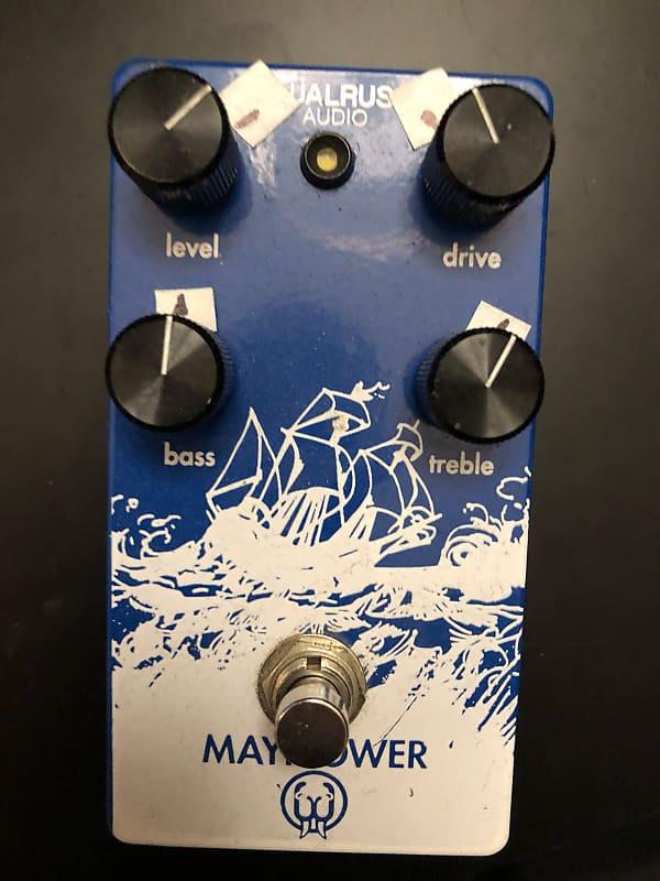 walrus audio mayflower overdrive pedal dale 39 s gear reverb. Black Bedroom Furniture Sets. Home Design Ideas