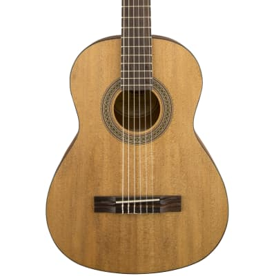 Fender FA-15N 3/4 Size Nylon String Guitar w/ Gig Bag
