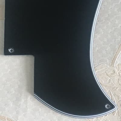 Paick For Epiphone SG Special Guitar Pickguard Scratch Plate,5 Ply Black
