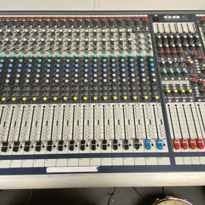 Soundcraft GB4 40-Channel Mixing Console