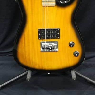 Davison G235 Electric Guitar Sunburst for sale