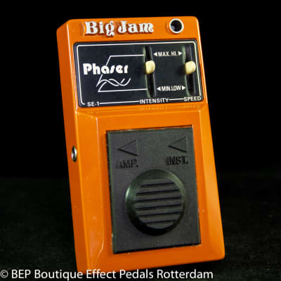 Multivox Big Jam SE-1 Phaser late 70's s/n 01158 Japan