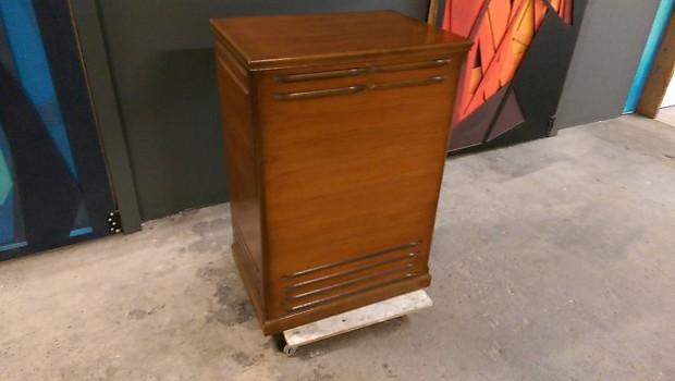 Leslie 147 Speaker Cabinet W/ Amp 1960u0027s Vintage