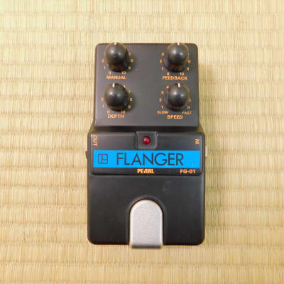 Pearl FG-01 Flanger 1980s Vintage MIJ Japan for sale