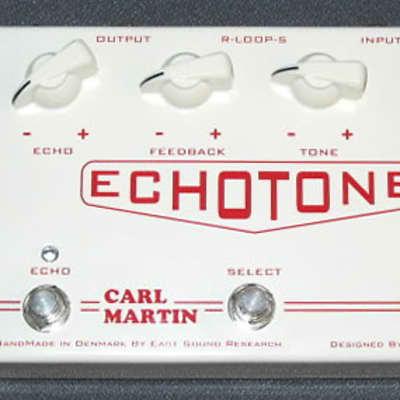 Carl Martin Echotone Pedal - Carl Martin Echotone for sale