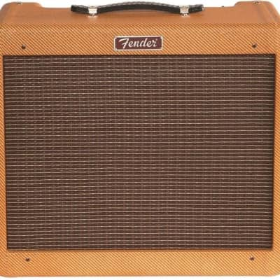 Fender Blues Junior Lacquered Tweed 15W Combo Amplifier
