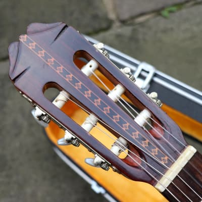 Vintage Japanese Classical c.1970 + Quality Hard Case + Great Condition for sale