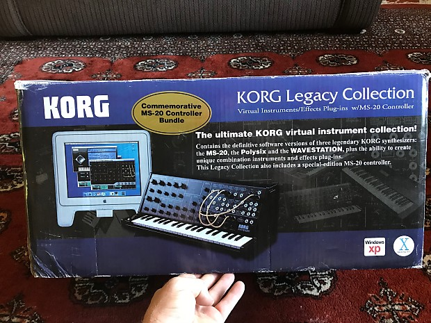 Korg Legacy Collection - KLC1 w/ MS-20 Controller
