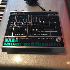 Electro-Harmonix Bass Micro-Synthesizer (original)