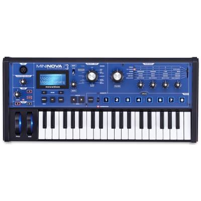 Novation MiniNova 37 Key Compact Synthesizer
