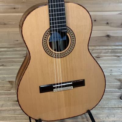 Manuel Rodriguez Manuel Jr. Rio Classical Guitar - Natural for sale
