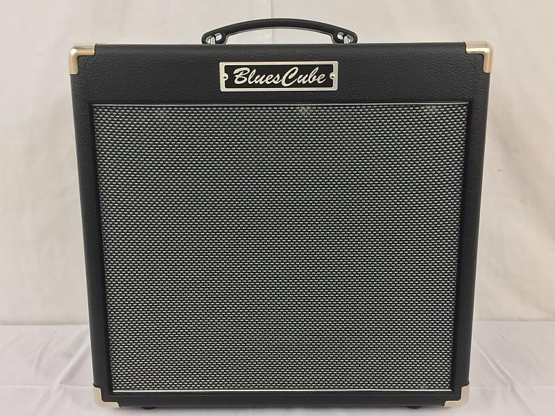 roland blues cube hot guitar amplifier reverb. Black Bedroom Furniture Sets. Home Design Ideas