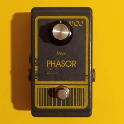 DOD Phasor 201 grey w/3.5mm converter