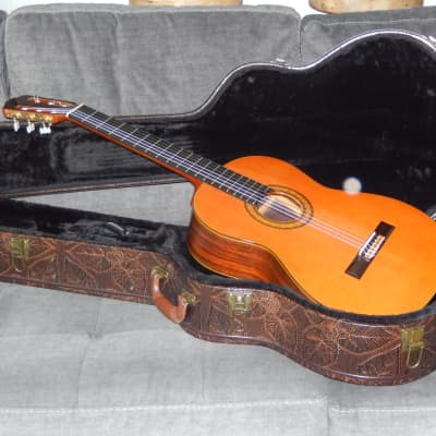MADE IN 1974 BY TAKAMINE/KOHNO - ARANJUEZ No7 -  SUPERB CLASSICAL CONCERT GUITAR for sale