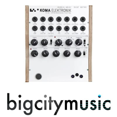 Koma Elektronik RH301 Rhythm Workstation Utility Tool