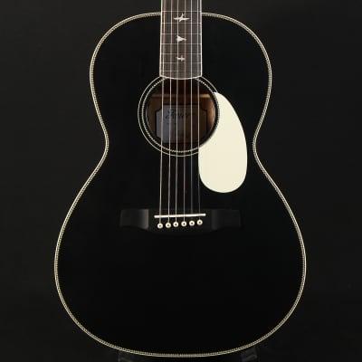 Paul Reed Smith PRS SE P20E PPE20SABV Satin Black Parlor Acoustic (D15769)
