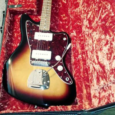 Fender Jazzmaster  2016 3 Color Sunburst