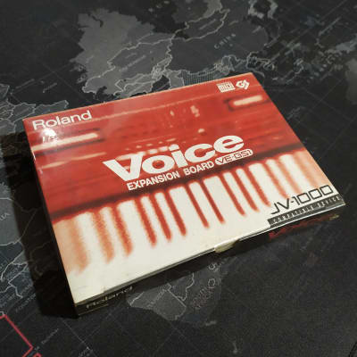 Roland VE-GS1 Voice Expansion Board for A-70/90, JV-1000/90/50/35