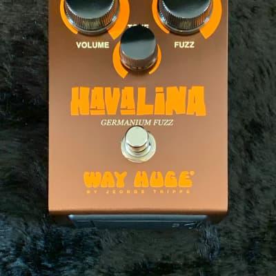 Way Huge Havalina WHE403 Germanium Fuzz
