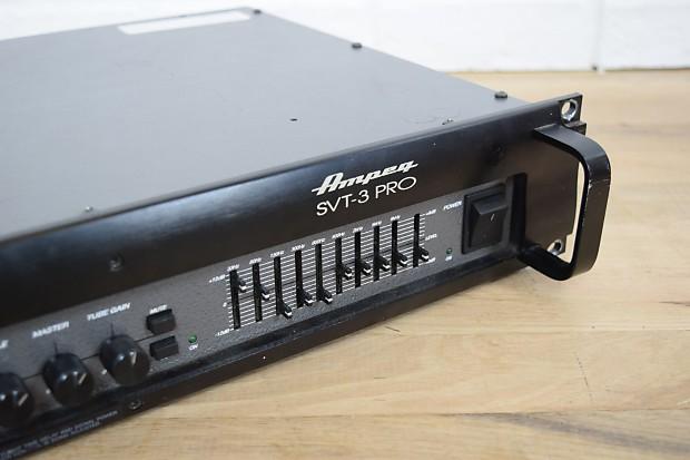 ampeg svt3 pro tube bass amp head excellent used amplifier reverb. Black Bedroom Furniture Sets. Home Design Ideas