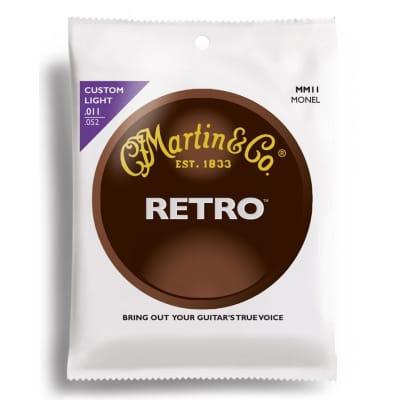 Martin Retro MM11 11-52 Custom Light