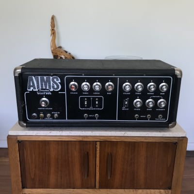 Aims Personalized Eclipsor Tube Guitar Amp 1970 for sale