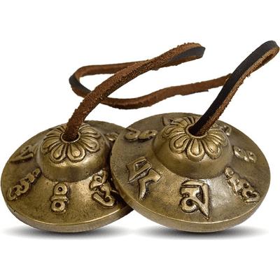 Dream Cymbals Effects Series TFC-M Timsha Finger Cymbals - Medium