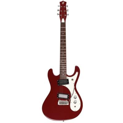 Danelectro 64XT Electric Guitar w/ Wilkinson Tremolo - Red
