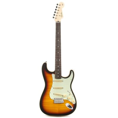 Fender Limited Edition Aerodyne Classic Stratocaster with Flame Maple Top