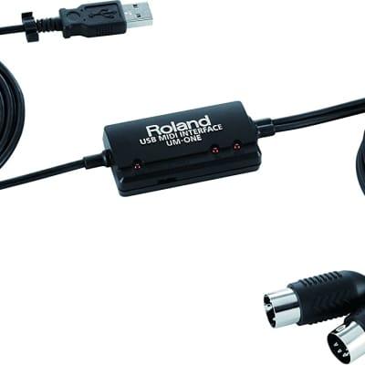 Roland UM-ONE-MK2 USB MIDI Interface