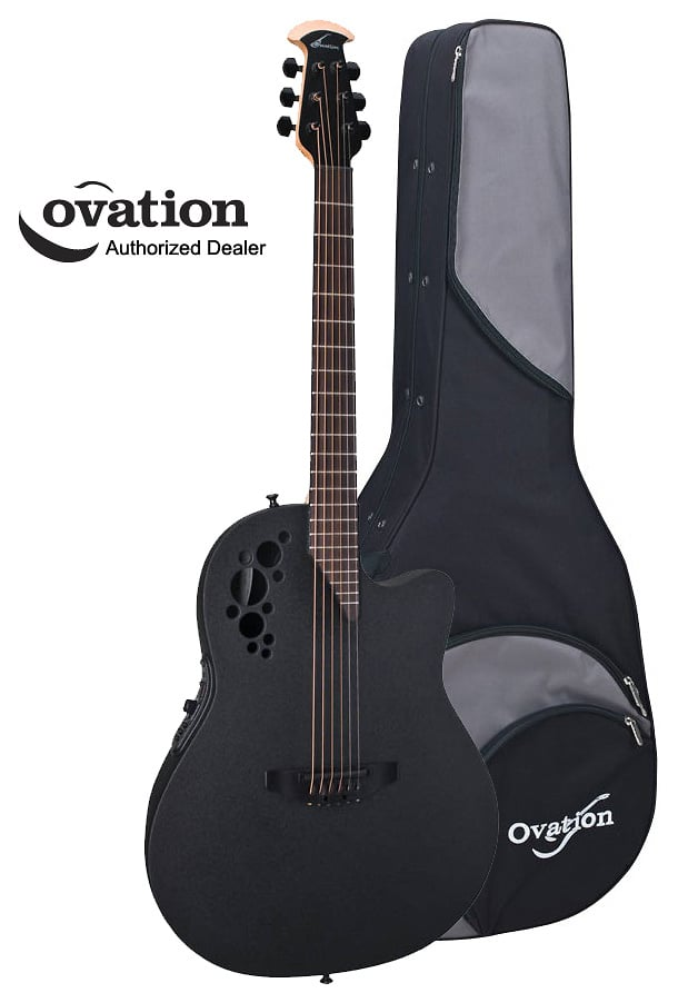 ovation elite tx 1778tx 5 mid depth bowl acoustic electric reverb. Black Bedroom Furniture Sets. Home Design Ideas