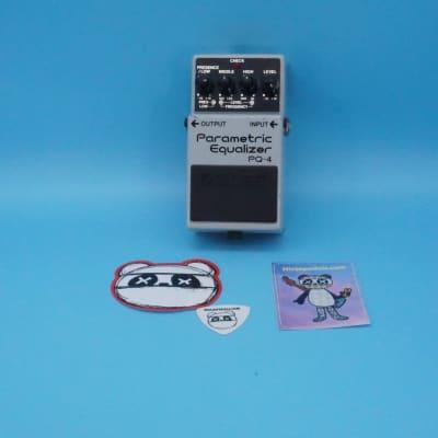 Boss PQ-4 Parametric Equalizer   Fast Shipping!