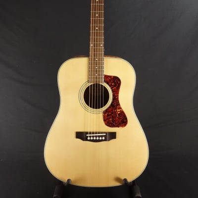 Guild D-240E Acoustic Electric Guitar - Flamed Mahogany for sale