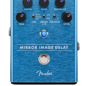Fender Mirror Image Delay Effects Pedal for sale