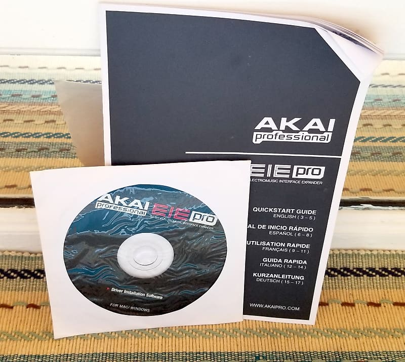 Akai Eie Manual